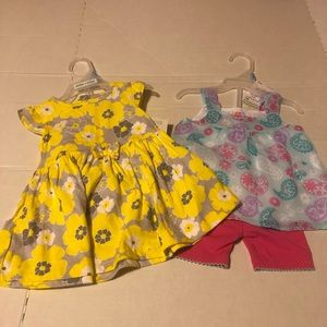 New With Tags Baby Girl 3-6 Months Outfits